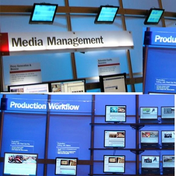 Media Asset Management and News Production Systems
